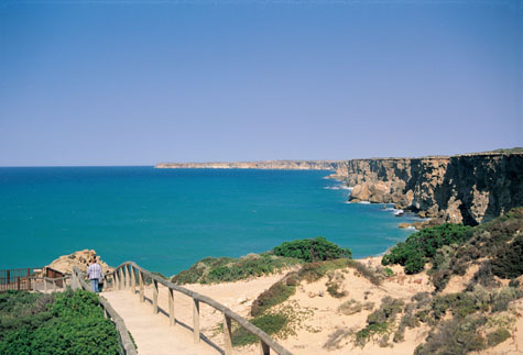 Bunda Cliffs - Nullarbor