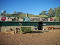 William Creek Hotel