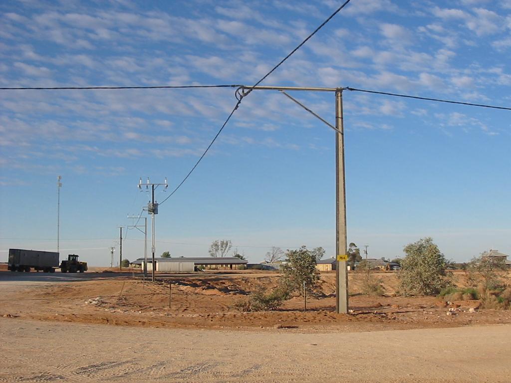 Power Lines Innamincka